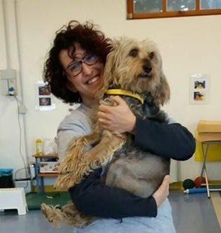 Dott.ssa Giustetto Erica ci parlerà del canine cross training