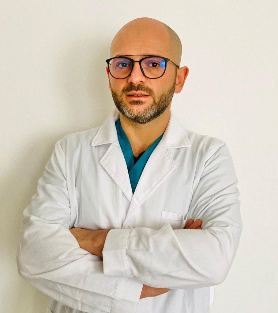 Dr Vincenzo Montinaro