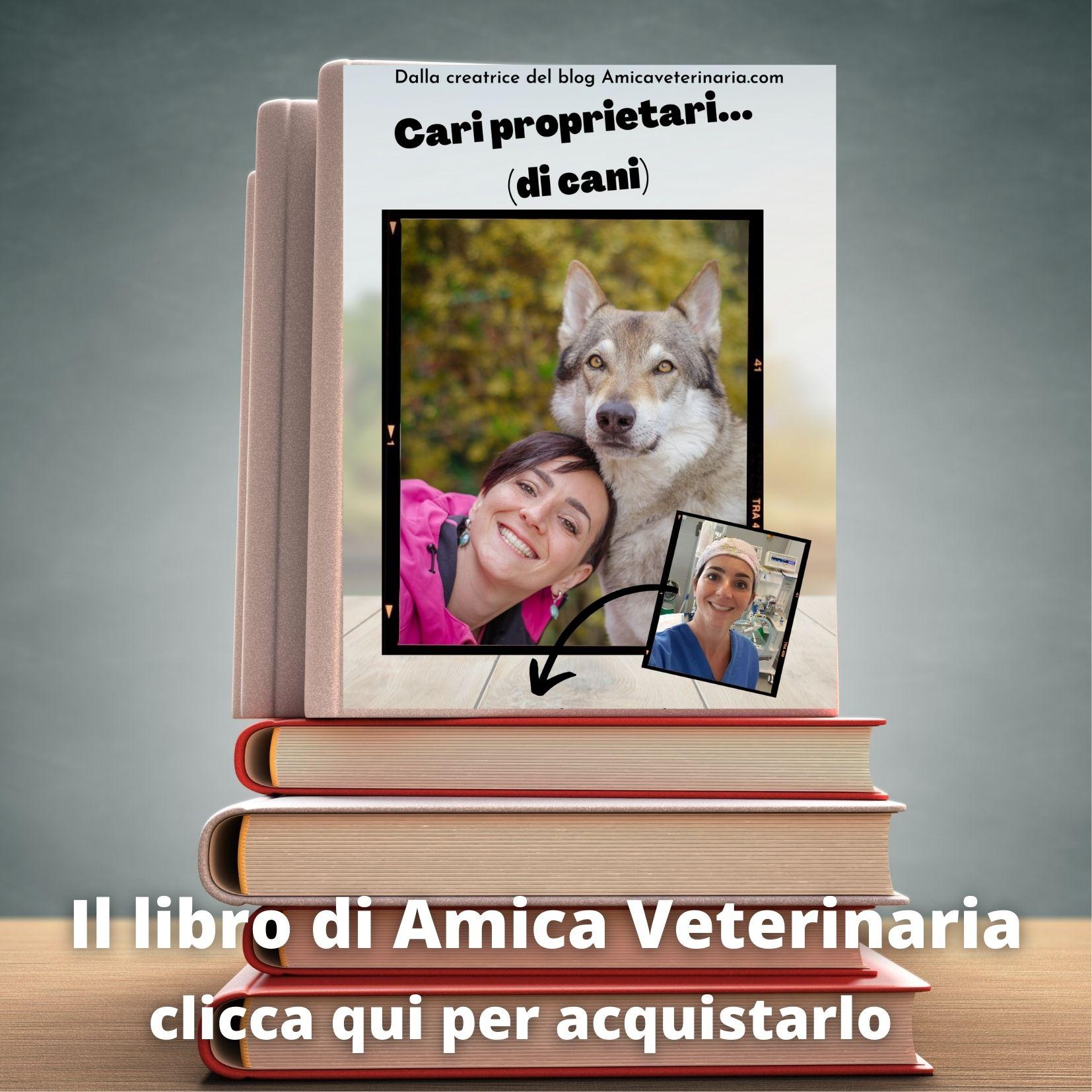 il libro di amica veterinaria